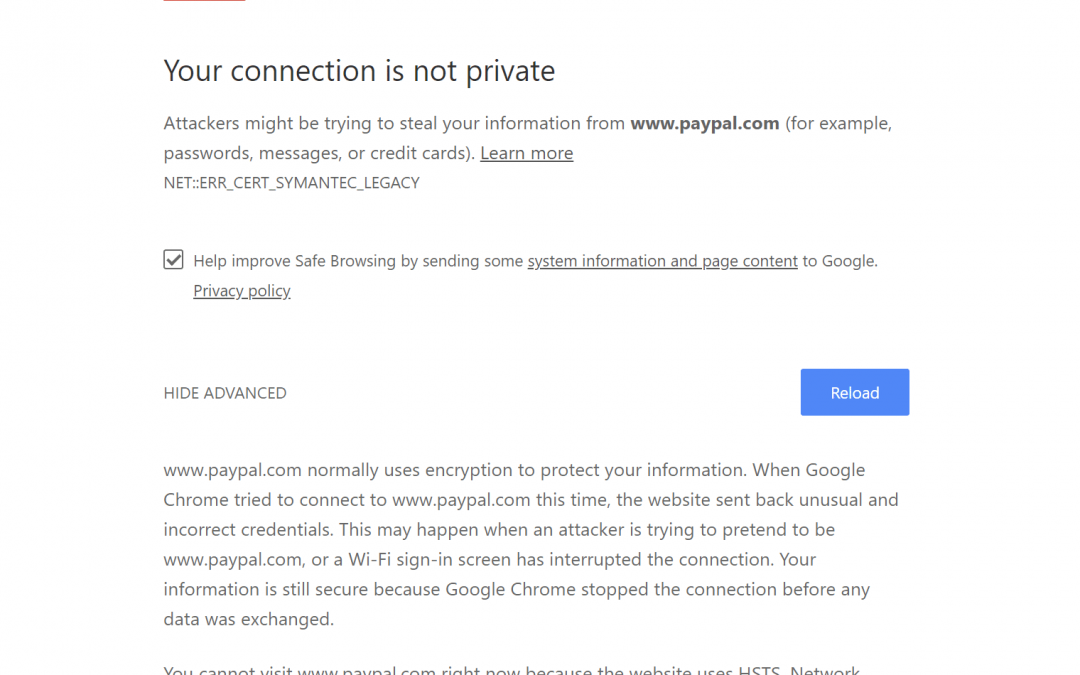 How to Fix Your Connection is Not Private Error in Chrome (16 Tips)