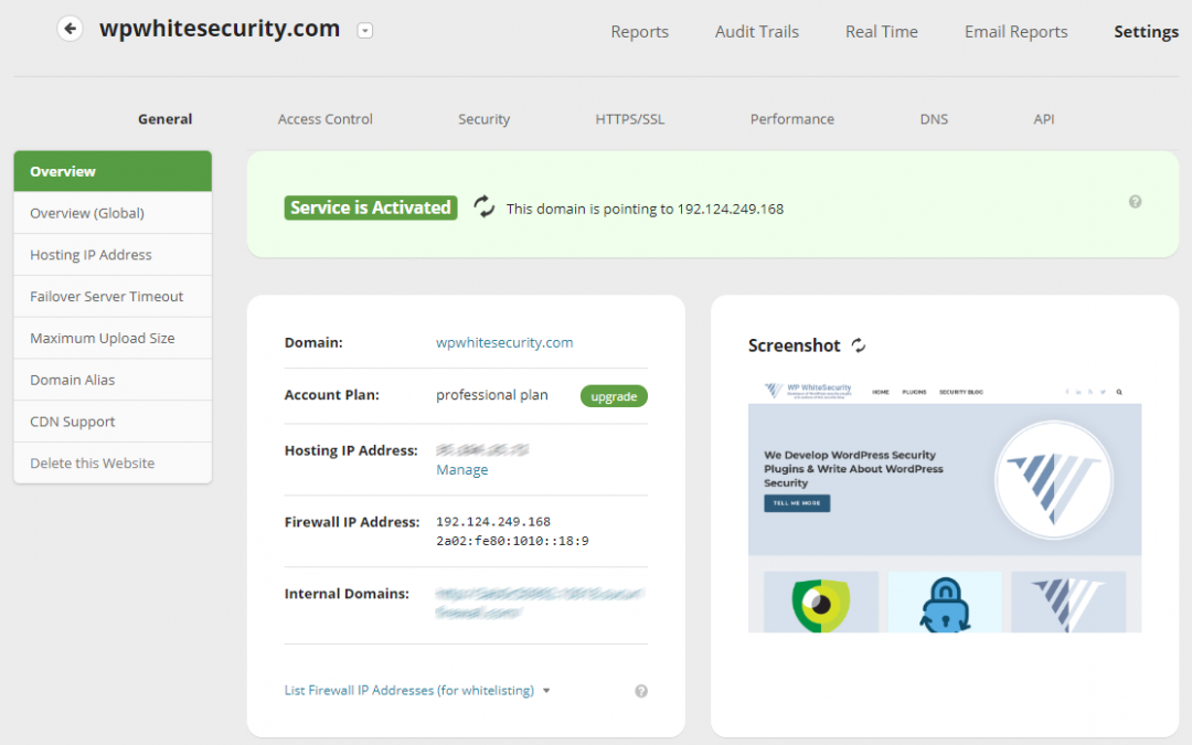 Automated WordPress Security & Protection with Sucuri