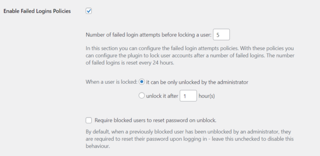PPMWP 2.4.0: New feature to block users with failed login attempts & other updates